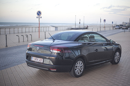 Renault Mégane Coupe Cabriolet