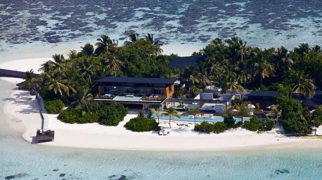Villa Cocco Privé Kuda Hithi Island (Maldive)