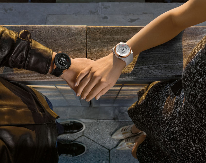 Introducing Kenneth Cole Connect(TM) Smart Watches. Be Smart With Your Time. (PRNewsFoto/Kenneth Cole Watches, Geneva Wat)