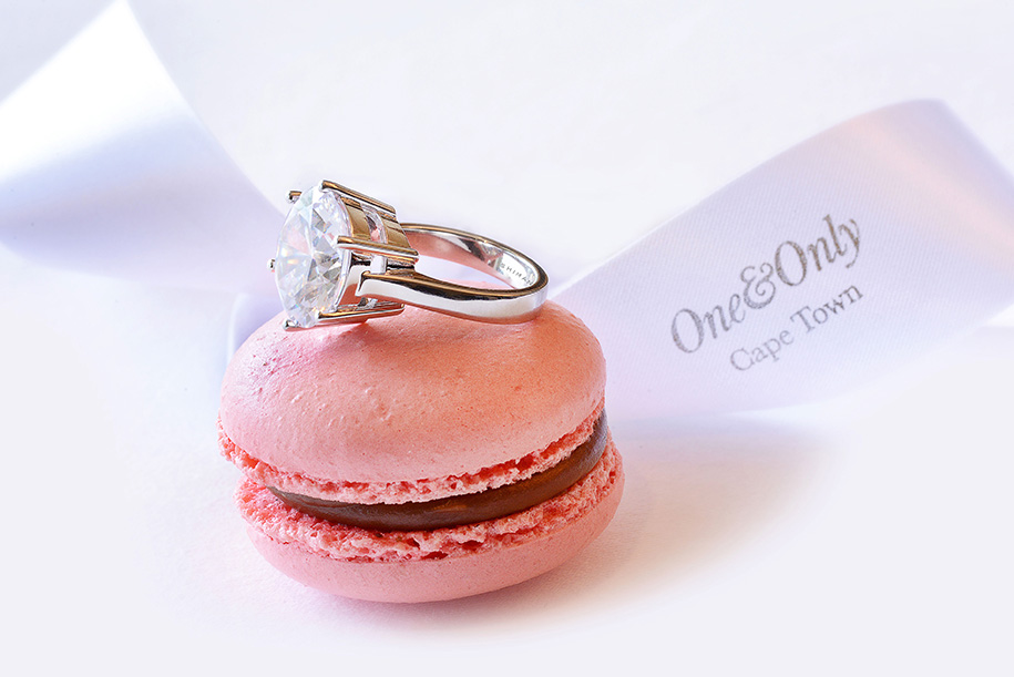 OOCT Wedding Concierge - Macaroon & Ring