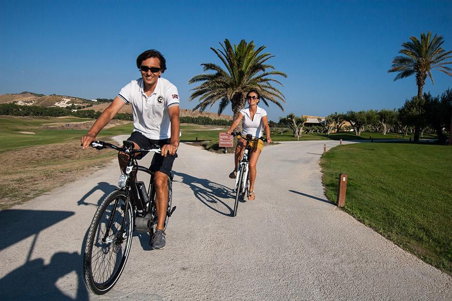 Verdura - cycling